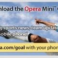 Opera Mini Goal 06