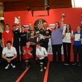 Magyar -holland és szerb-angol döntők a XIV. Hungarian Darts Openen