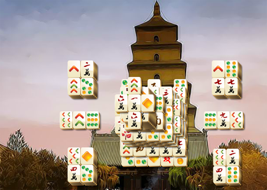 China Tower Mahjong Játékok