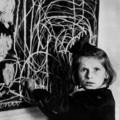 A leghíresebb lengyel gyerekfotó története - David 'Chim' Seymour: Tereska lerajzolja az otthonát (1948)