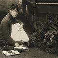 A világ egyik legdrágább aktfotója: Alfred Stieglitz: Georgia O'Keeffe, Akt, 1919 (18+)
