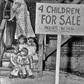 Négy gyermek eladó. Érdeklődni a házban. (1948. augusztus 4.)