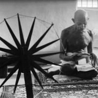 Margaret Bourke-White: Gandhi, 1946