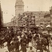 Sztereófotók a fényképezés korai szakaszából