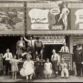 Edward J. Kelty felvételei a világ egyik legbizarabb cirkuszának mindennapjairól