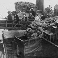 A Titanic utasának fotói a fedélzetről (1912)