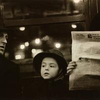 Walker Evans titokban készült képei a New York-i metró utasairól (1938-1941)
