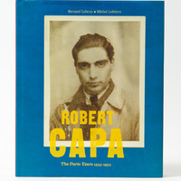 Robert Capa: The Paris Years 1933-54