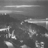 A fény szerelmese - Dulovits Jenő 15 fotója Budapestről (1930-1958)