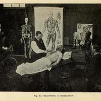 Ritkán látott képek a balzsamozás folyamatairól (1897)