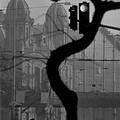 Budapest fekete-fehérben - Válogatás Schäffer Zsuzsa Genius Loci című fotóalbumának képeiből