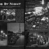 Brassaï Éjszakai Párizs sorozata a Picture Postban (1939. január)