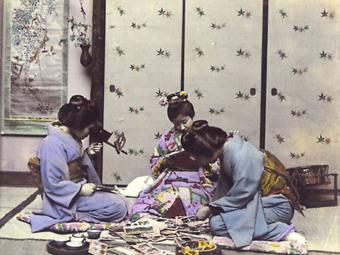 Japán sztereófényképek (1895-1910)