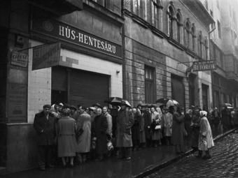 Tőry Klára: 1956 fotósa - Erich Lessing (2. rész)