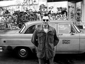 Steve Schapiro: Hat fotó a Taxisofőr című film forgatásáról