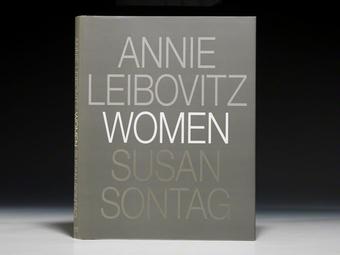 Annie Leibovitz, Susan Sontag: WOMEN