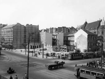 Változó Budapest - Válogatás a Budapesti Városépítési Tervező Vállalat ritkán látott fényképeiből