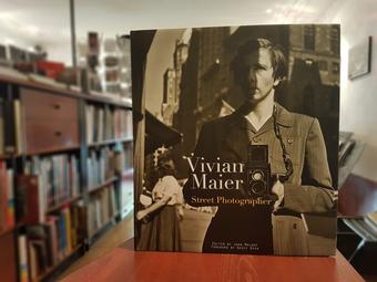 A Mai Manó Könyvesbolt ajánlója: Vivian Maier fotóalbumai