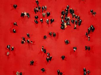 A HÉT FOTÓSA: Válogatás Katrin Korfmann manipulált légifelvételeiből