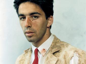 A bikaviadal után - Rineke Dijkstra portréi portugál matadorokról (1994-2000)