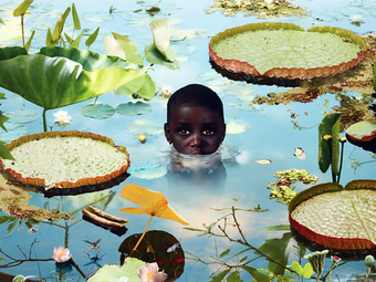 Pixelgyerekek Ruud van Empel különleges világából