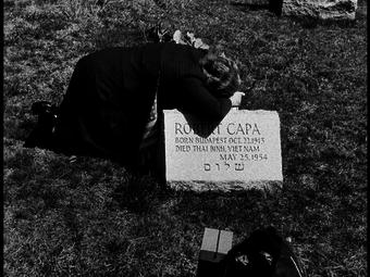 Fotós idézetek - Hemingway Capáról