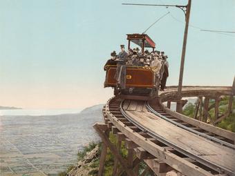 Az első színezett fotók Amerikáról (1888-1924)