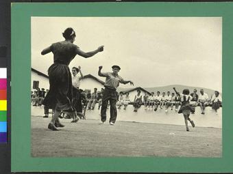 Robert Capa: Francia Baszkföld (1952)