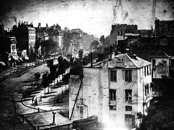 Fotó-kalendárium - Louis-Jacques-Mandé Daguerre (1787-1851)