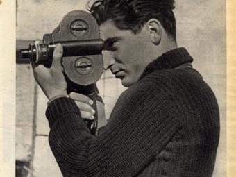 Robert Capa fotói a spanyol polgárháborúról (1938)