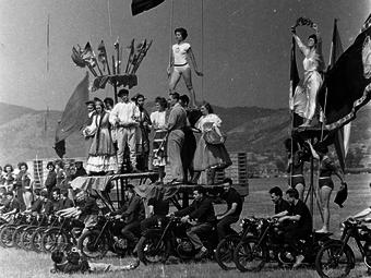 Variációk - Régi fotók a budapesti augusztus 20-i ünnepségekről (1955-1978)