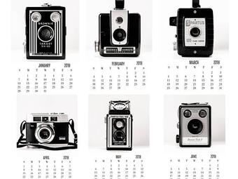 Magyar fotográfusok évfordulói 2018-ban