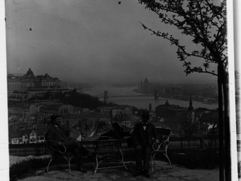 Százéves sztereofotók Budapestről (1900-1919)
