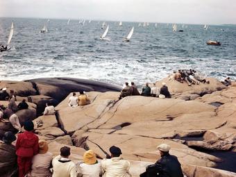 11 ritkán látott Robert Capa színes fotó