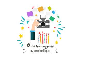 Hat éve indult a Mai Manó Ház Blog