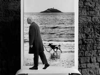Photoshop helyett olló – 12 fotó Gilbert Garcin abszurd világából