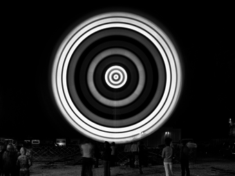 Óriáskerekek Roger Vail hosszú expozíciós idővel készített fotóin (1971-2002)
