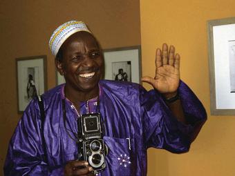 Elhunyt Malick Sidibè (1936-2016)