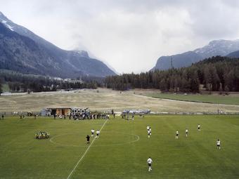Hans van der Meer – Európa focipályái