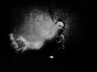 Fényképezés a tenger mélyében (Vasárnapi Újság, 1901. július 21.)