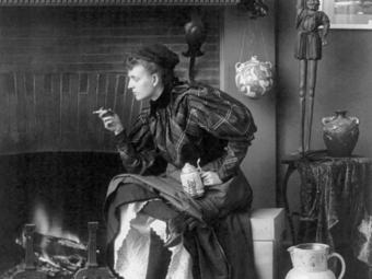 Frances Benjamin Johnston, Amerika egyik első fotográfusnője (1864-1952)