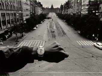 Kép-kockák #8 - Josef Koudelka: Prága megszállása, 1968. augusztus