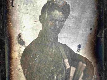 Kossuth-, Petőfi- és honvédportrék - Az 1848-as eseményekhez köthető fotódokumentumok