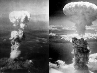 Mary Warner Marien: Az atombombáról készült fényképek
