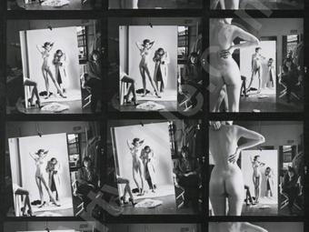 Kép-kockák #3 - Helmut Newton (18+)