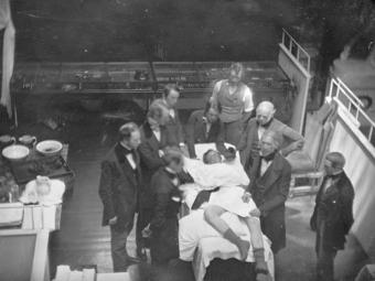 Bizarr képek a XIX. századi orvostudomány világából (18+)