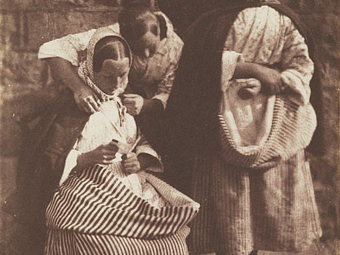 Hill és Adamson: Newhaveni halászok (1843–1847)