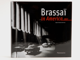 Adventi könyvajánló - Brassaï in America 1957
