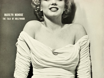 Marilyn Monroe a LIFE magazin címlapjain (1952-1962)