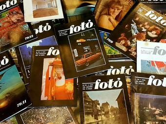 Online is elérhető a Fotó című szaklap (1954-1990) címgyűjteménye